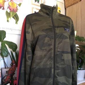 Abercrombie & Finch Men's Sweatshirt Full zip S